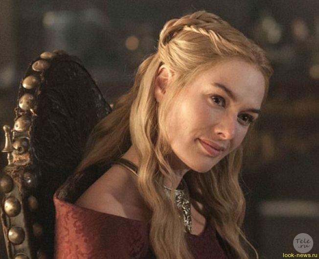 «Серсея Ланнистер» ждет ребенка от партнера по сериалу «Игра престолов»