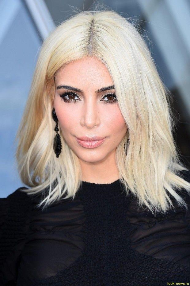 Новая прическа Ким Кардашьян помогла в разы увеличить прибыль компании