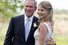 Дочь экс-президента США Джоржа Буша-младшего ждет второго ребенка