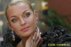 Анастасия Волочкова промахнулась с размером бикини