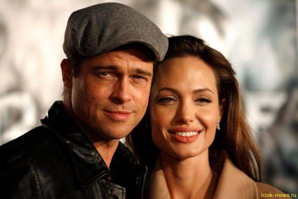 Анджелина Джоли хочет развода