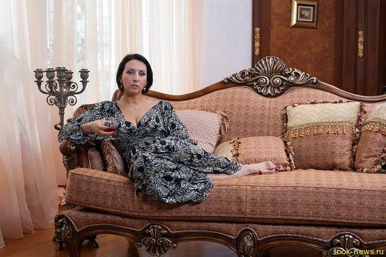 Алика Смехова вынуждена сдать квартиру из-за кризиса