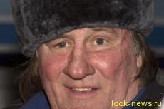 Жерар Депардье хочет увезти любимую на Байкал