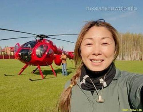 Анита Цой исполнила заветную мечту