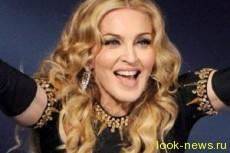 Мадонна шокировала зрителей очередной выходкой