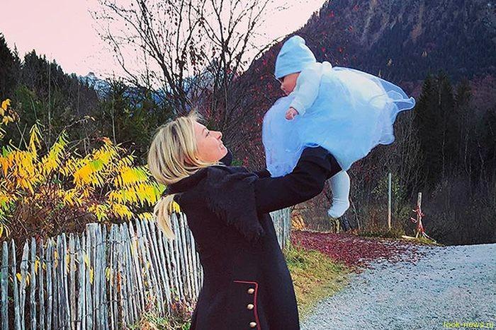 Мария Шарапова стала мамой