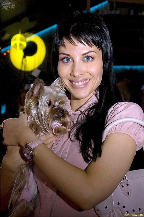 Юлия Беретта родила первенца