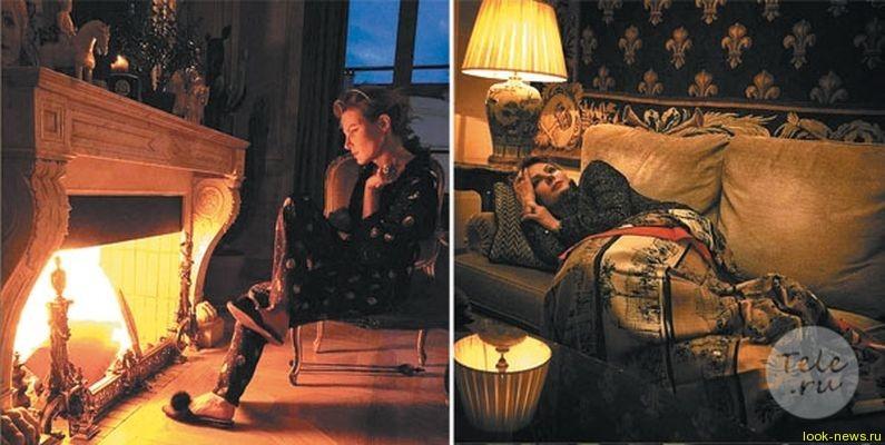 Рената Литвинова обзавелась жильем в Париже