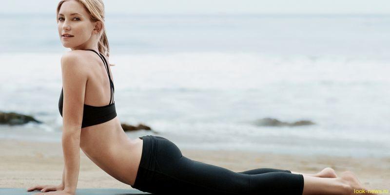Кейт Хадсон рассказала о секрете своей стройности