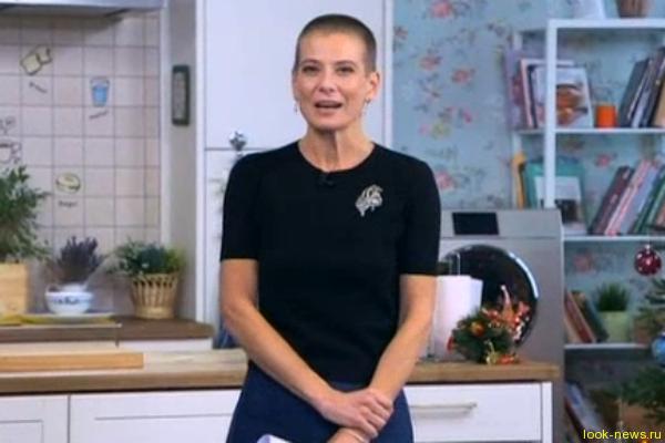 Юлия Высоцкая избавилась от волос