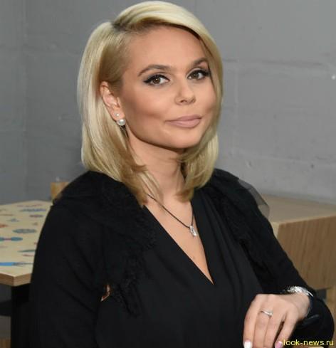 Ксения Новикова  снова вышла замуж