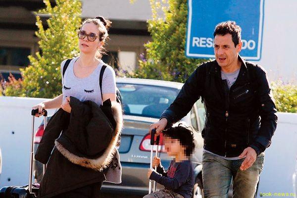 Наталия Орейро вернулась к мужу после измены