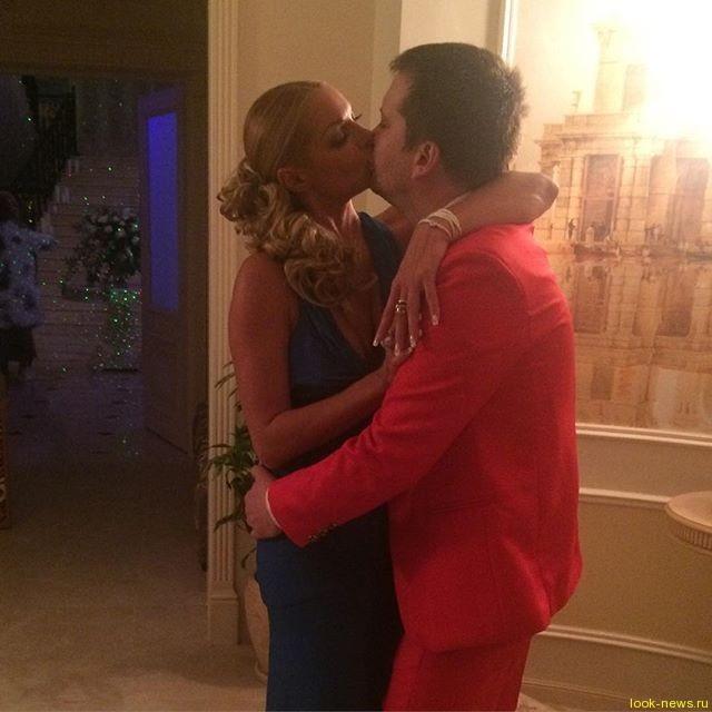 Анастасия Волочкова показала нового мужчину