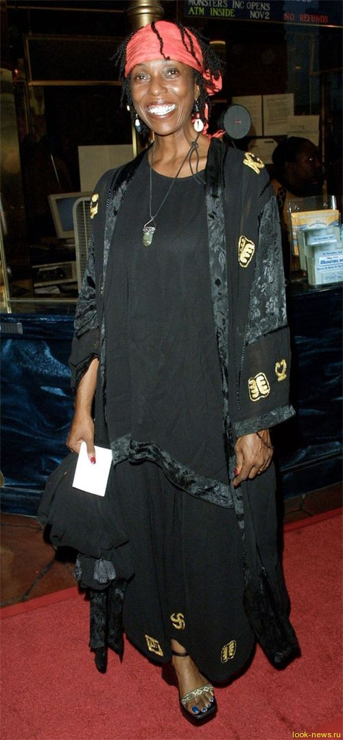 Лула Вашингтон - всегда впереди моды