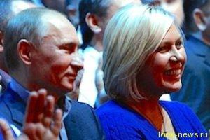 У президента России Владимира Путина новый роман