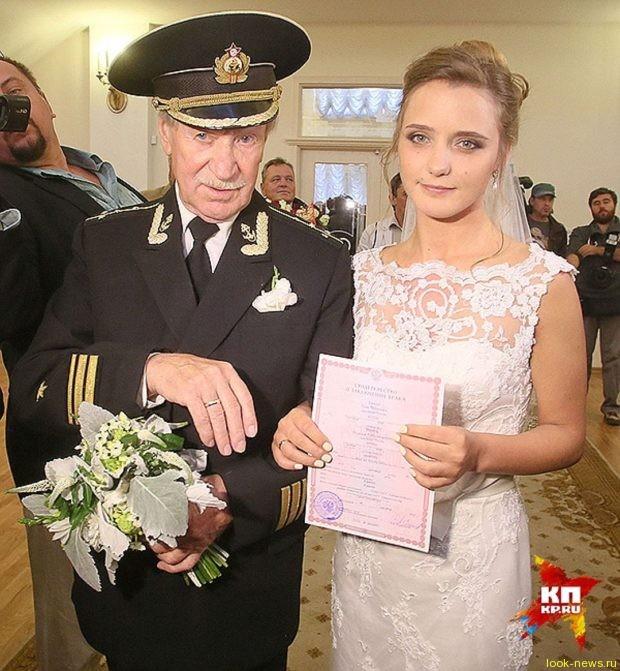 Молодая жена Ивана Краско отказывается рожать ребенка
