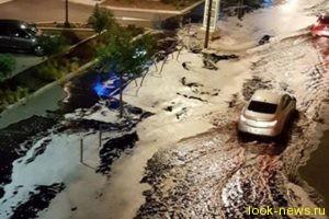Улицы французского города затопило вином