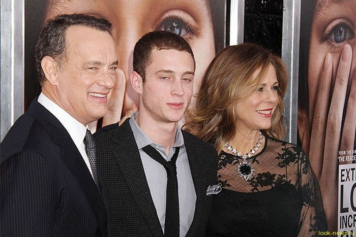 Семью Тома Хэнкса разрушил сын-наркоман
