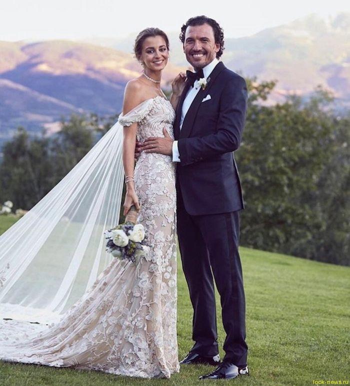 Наследница модной империи вышла замуж за турецкого миллионера