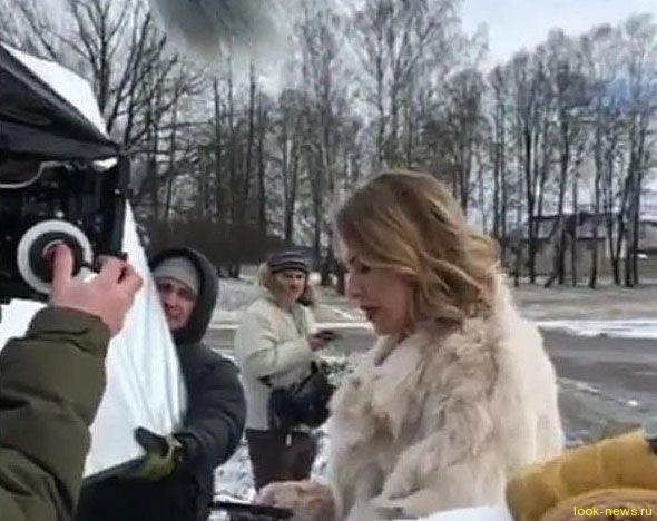 Ксения Собчак оскорбила белоруссов