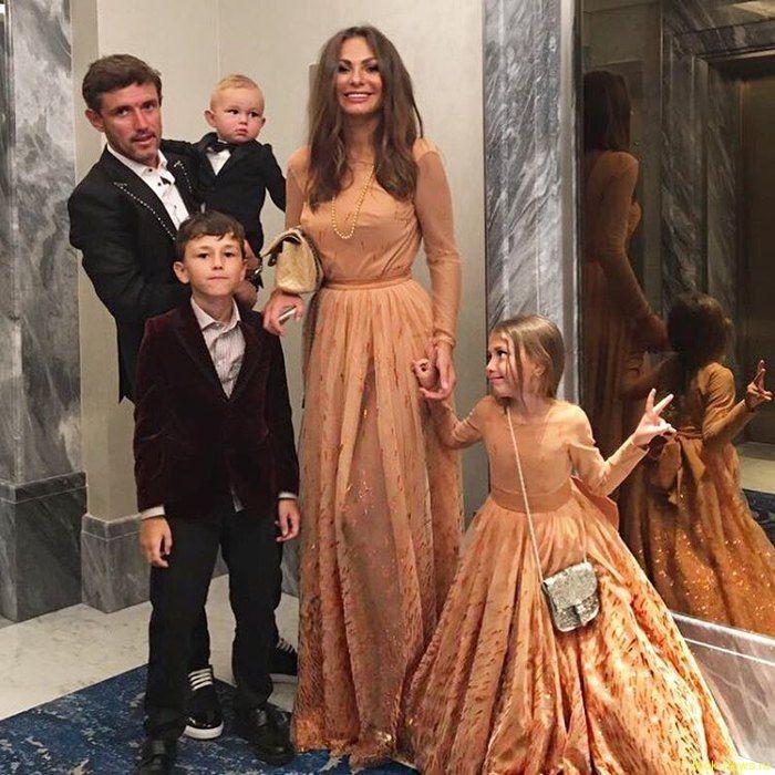 Инна Жиркова с семьей переехала в Арабские Эмираты
