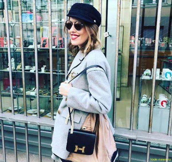Ксения Собчак бросила сына ради модного показа в Париже