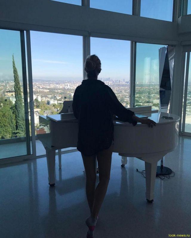 Виктория Боня похвасталась новыми роскошными апартаментами в Голливуде
