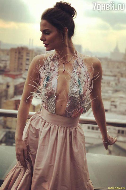 Откровенное платье Елизаветы Боярской произвело фурор