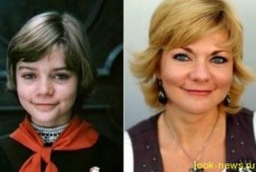 45-летняя звезда «Гостьи из будущего» вышла замуж за сына главы «Русфонда»