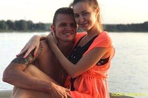 Возлюбленная Дмитрия Тарасова донашивает вещи Ольги Бузовой, считают поклонники
