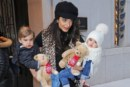 Амаль Клуни съехала с детьми из дома Джорджа