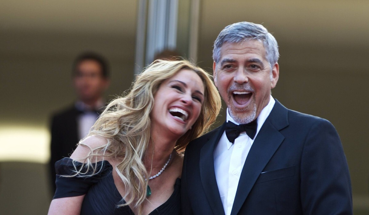 Клуни и Робертс снова снимутся вместе